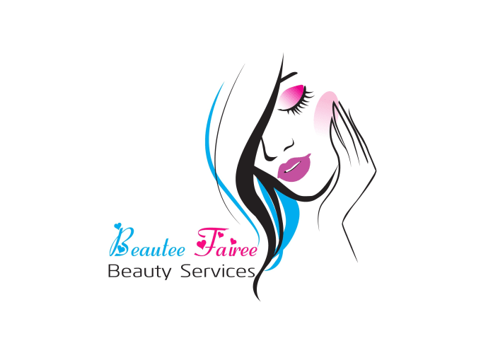 create amazing beauty salon logo design for you in 12 hours by