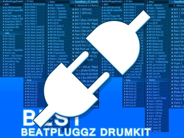 provide you with the best beatpluggz mexikodro drumkit
