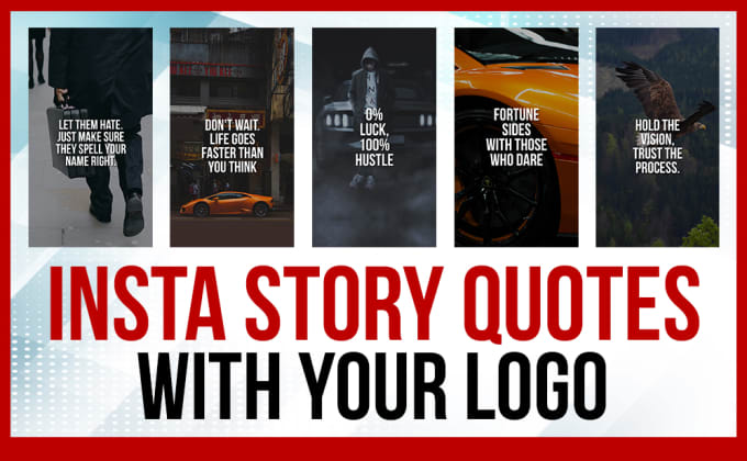 design 100 business instagram story quote images