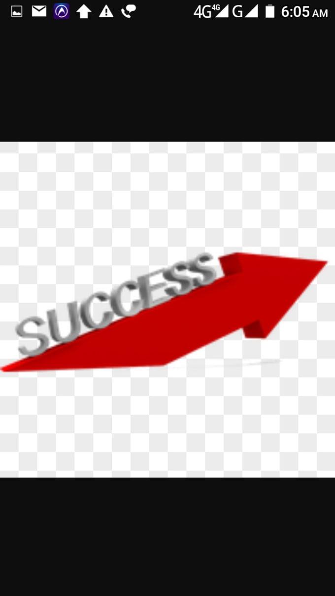 Write A Poem On Success By Dishagowda
