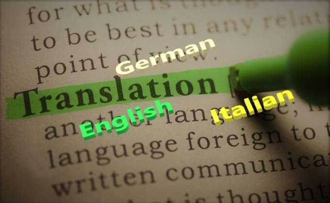 translation services english german