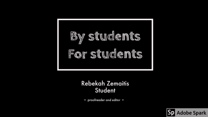 Proofread Essays And Articles For Anyone By Rebekahzem