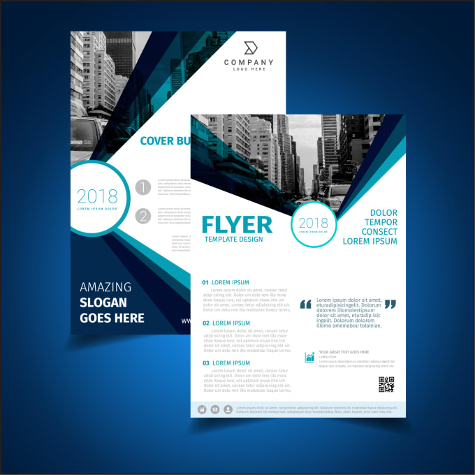 make the perfect flyer for you