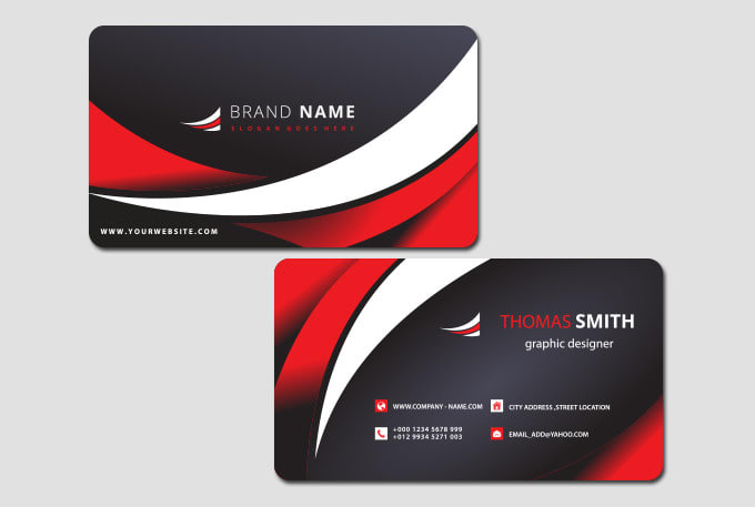 Create 4 professional business card designs by grafix29 create 4 professional business card designs colourmoves