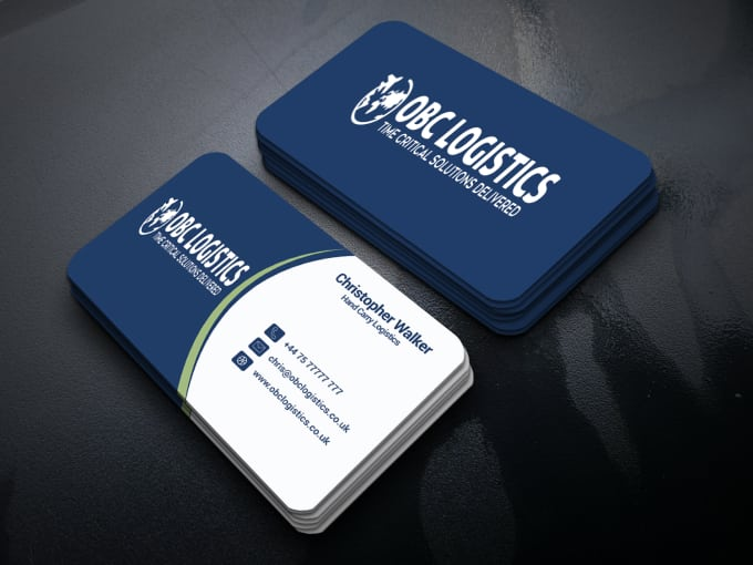 Design Private Business Card Within Less Than 24 Hours By Majdnamouchi