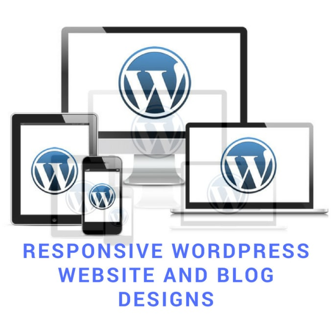 Design and develop a unique and responsive wordpress website