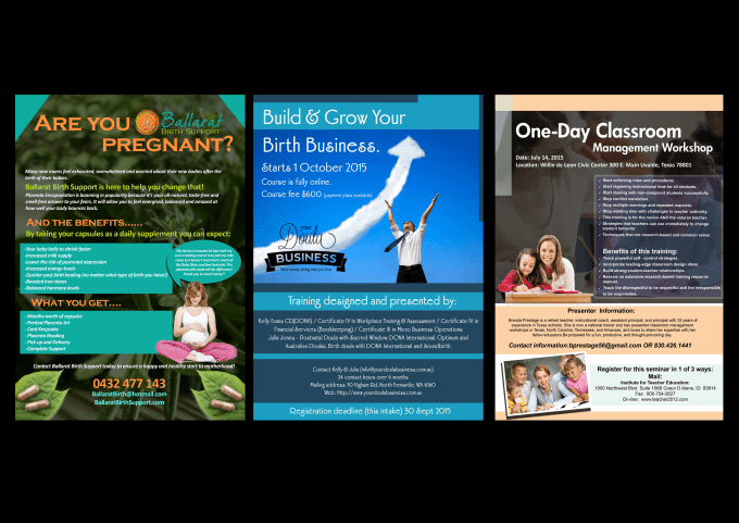 Design Professional Business Flyers And Magazine Covers By Sandy 121