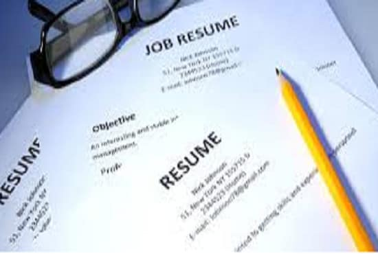 Create The Perfect Resume And Cover Letter By Davidkithua