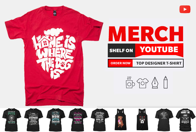 Image result for youtube merch""