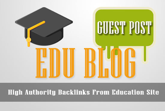 guest post on education site
