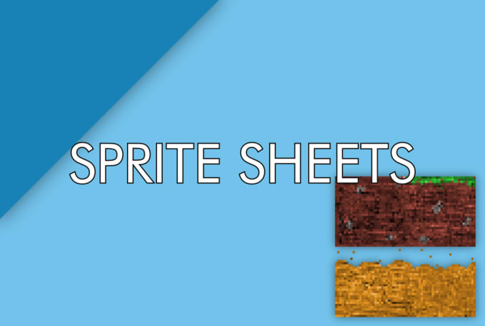 make pixel spritesheet for you by icehacks