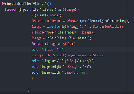 fix your laravel, and php bug