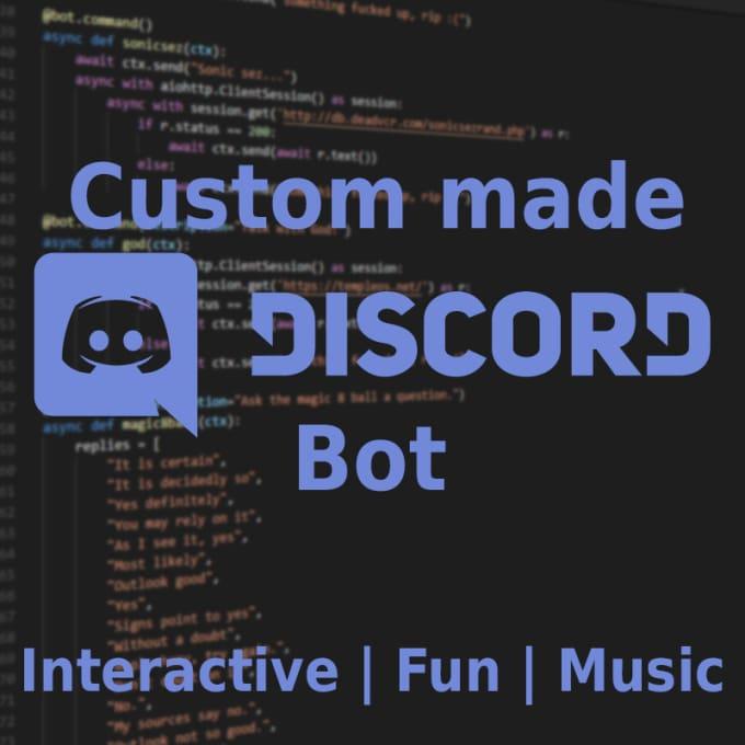 Discord random quote bot