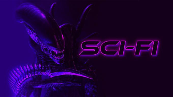 provide retro sci fi music for video games, podcast and film