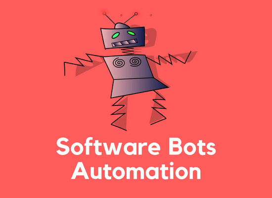 program a software bot to automate any task