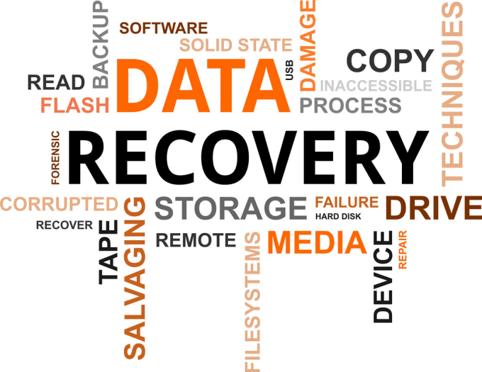 recover all your data which is been deleted accidently
