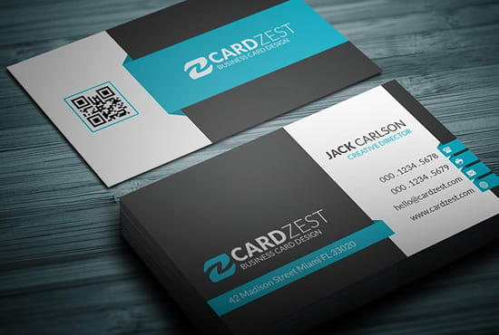 Design beautiful professional business card design by azmathero design beautiful professional business card design reheart Image collections