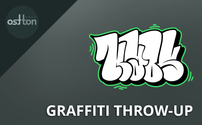 convert your name to graffiti tag style throwup