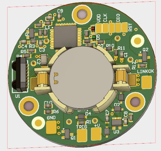 Design A Schematic And Pcb In Altium Designer Or Eagle Cad