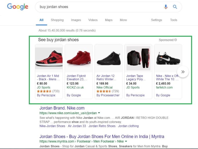 97bd28fe02bda Set up google shopping products ads by Psonia