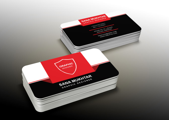 Design amazing business card for you by designsbysana design amazing business card for you colourmoves