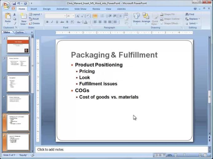do amazing presentation design by lulululu382