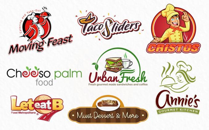 53+ Ide Desain Logo Restaurant HD Terbaik Unduh Gratis