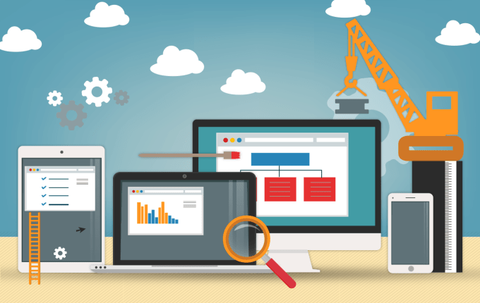 create responsive blogger website for you
