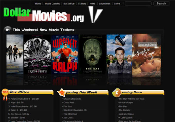 Add Your Banner Ad To My Popular Movie Website