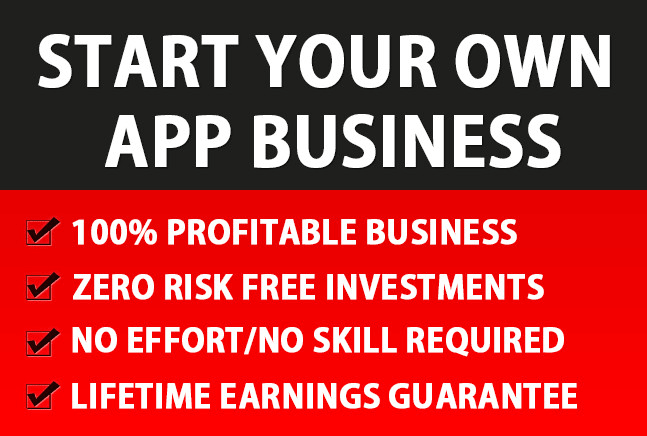 Create android app for you to make money online by Appcreatorr