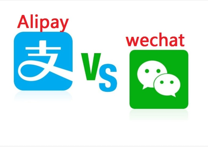 wechat alipay recharge rmb pay top up