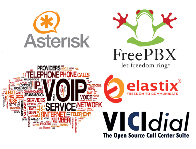 fix and install your voip server asterisk,freepbx,vicidial