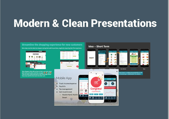 create professional business presentations by michaelsuarly