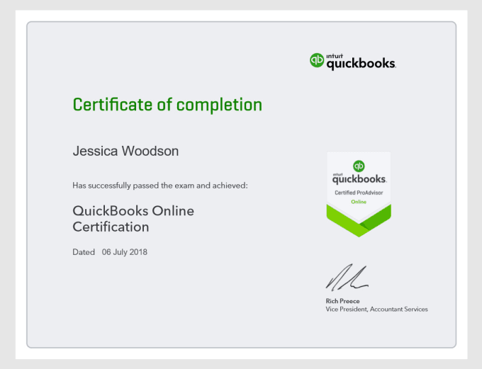 Bookkeeping And Management Services For Quickbooks Online By Modellollc