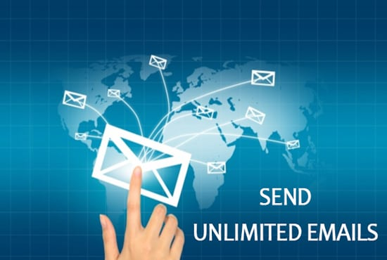 we will offer bulk email service