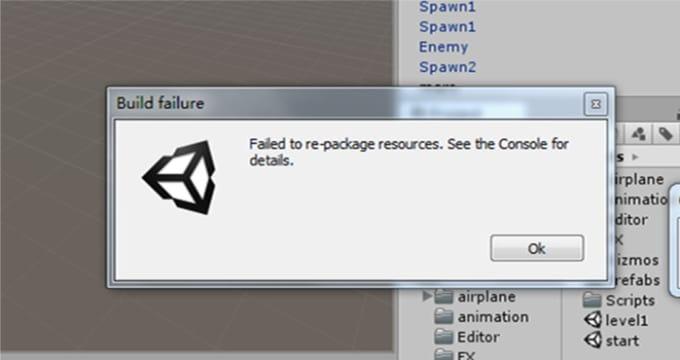 fix unity build errors, crashes, bugs and logical errors