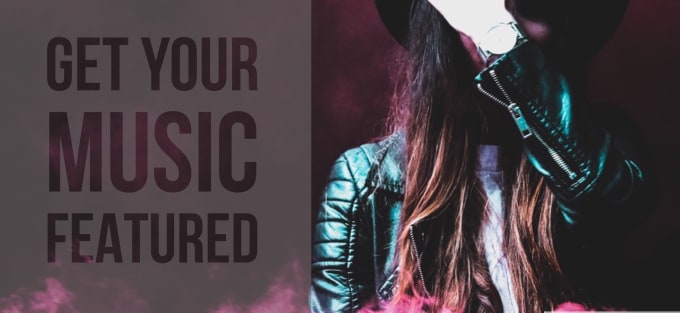 review and post your music to a popular la music blog