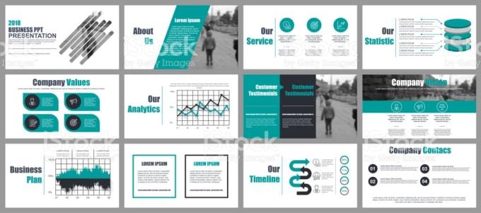 design professional powerpoint and prezi presentation pitch deck