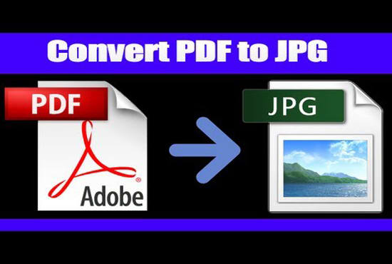 convert 20 PDF to jpeg jpg with no quality loss and 100 percent secure
