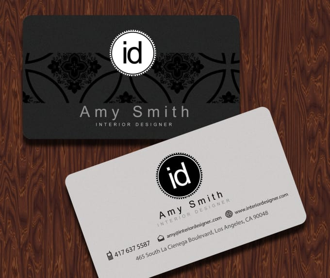 Create A Modern And Creative Business Card