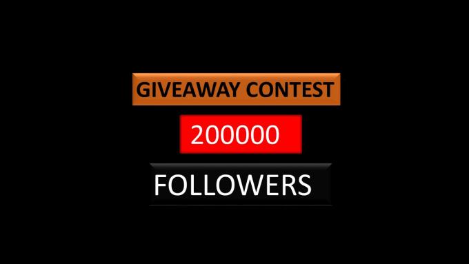 host a giveaway shoutout contest on 200k fashion instagram