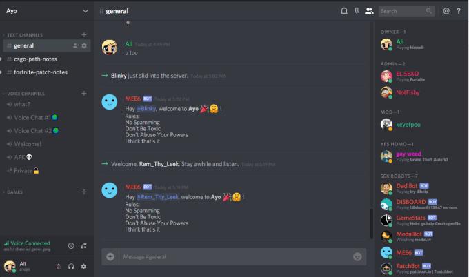 csgo servers discord