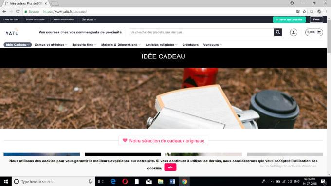 Carte Cado E Commerce.Paransh1907 I Will Expert In Creating Ecommerce Portal For 420 On Www Fiverr Com