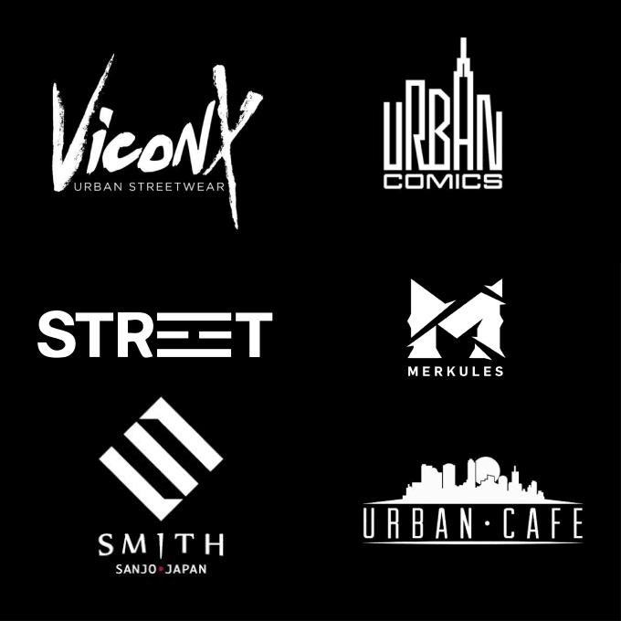 Do urban streetwear clothing brand logo by Grafixsoul242  Do urban street...