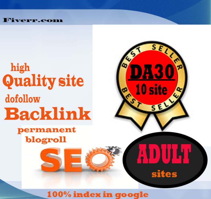 Adult link site that