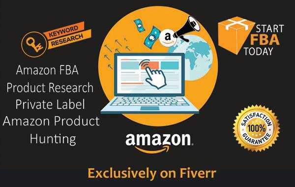amazon fba product research