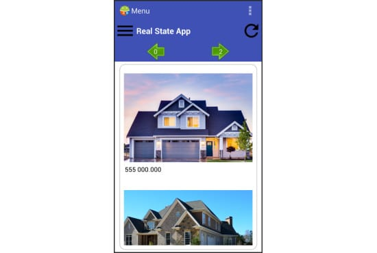 thesuperflyapps : I will make your real estate app for android using  appybuilder and thunkable plataforms for $10 on www fiverr com