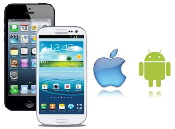 develop any app on both android and IOS version
