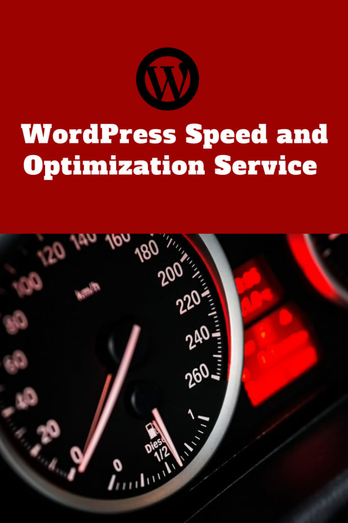 Speed up your wordpress site by Oliviabthompson