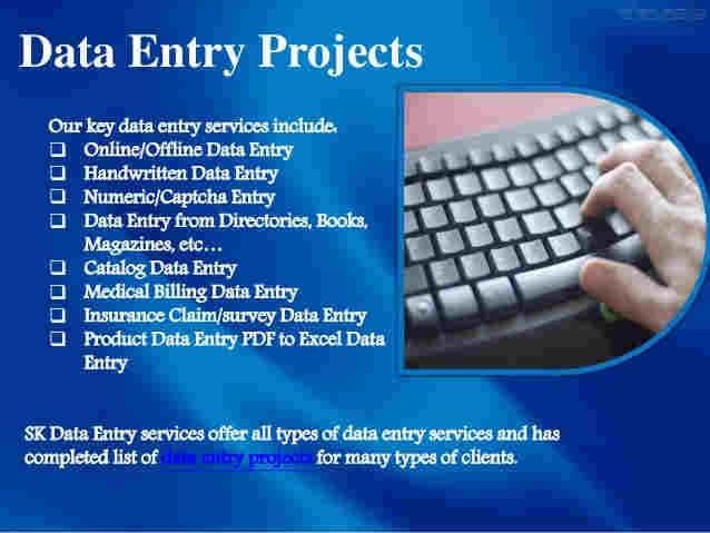 do data entry and digital marketing